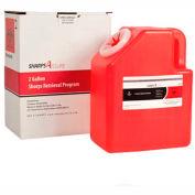 Sharps Assure 2 Gallon Sharps Retrieval Program