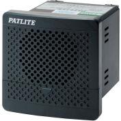 Patlite BDV-15JF-K 4-Channel MP3 Smart Alert, User Programmable, Dark Gray, DC12V to DC24V