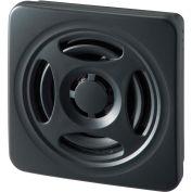 Patlite BSV-24N-D MP3 Smart Alert, 15 Built-In & User Programmable, Dark Gray, DC12V to DC24V