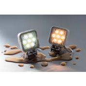 Patlite CLN-24-CD-PT Industrial LED Spot Light, Tilt & Pivot, Aluminum, DC24V