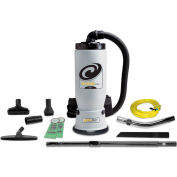"ProTeam® 6 Qt. Aviation Backpack Vacuum w/Tool Kit 1-1/4"" - 103024"