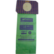 ProTeam® ProForce® Upright Intercept Micro Filter Bags, Closed Collar, 10/Pack