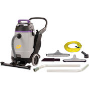 ProTeam ProGuard 15 Gallon Wet/Dry Vacuum w/Front Mount Squeegee - 107359