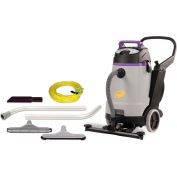 ProTeam ProGuard 20 Gallon Wet/Dry Vacuum w/Front Mount Squeegee - 107360