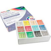 Pentel® Oil Pastels Class Pack, 12 Assorted Colors, Set of 432