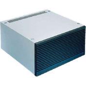 Hoffman PAC226T84 Air Cond.Top, 2800 BTU / 230v, Fits 800x40, Steel/LtGray