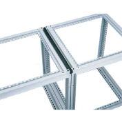 Hoffman PJ2F Joining Kit, Frame/Frame, Fits Side to Side, Rubber/Steel