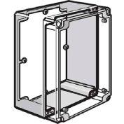 Hoffman Q2012PD Panel, QLINE D, 170x100mm, Fits 200x120mm, Steel/zinc