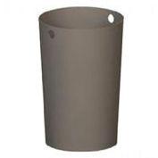 Rigid Plastic Liner - 8 Gal. Round Receptacle