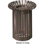 English Series Metal Cigarette Urn - Bronze