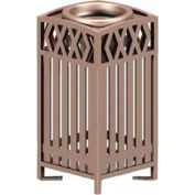 Petersen Novak Series Metal Cigarette Urn - Bronze - NVS Bronze