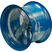 "Patterson H30A High Velocity Fan, 30"", 115V, 1 PH w/ Yoke Mount"