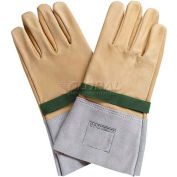Facom® Leather Safety OverGloves - Size 10