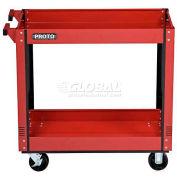 "Proto® Basic Utility Cart, 37-1/2""L X 20-1/2""D"