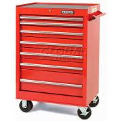 "Proto® 440SS 27"" Roller Cabinet - 11 Drawer, Black, 27""L X 42""H X 18""D"
