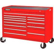 """Proto® 450HS 57"""" Workstation - 13 Drawer, Blue, 57""""L X 43""""H X 25""""D"""