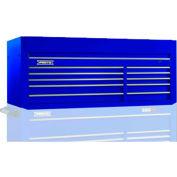 """Proto® 450HS 66"""" Top Chest - 10 Drawer, Blue, 66""""L X 27""""H X 27""""D"""