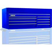 """Proto® 450HS 66"""" Top Chest - 8 Drawer, Blue, 66""""L X 27""""H X 27""""D"""