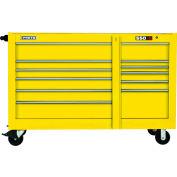 "Proto® 450HS 66"" Workstation - 11 Drawer, Yellow, 66""L X 46""H X 27""D"