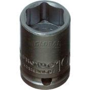 "Proto J6906M 1/4"" Drive Impact Socket 6mm - 6 Point"
