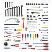 Proto® 141 Piece Railroad Electrician's Set with Tool Box