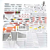 Proto® 411 Piece Aircraft Maintenance Set with 8 Drawer Roller Cabinet
