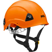Petzl® Vertex® Best Work & Rescue Helmet, ABS, Orange, ANSI Class E