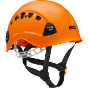 Petzl® Vertex® Vent Work & Rescue Helmet, ABS, Orange, ANSI Class C