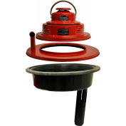 Pullman-Holt Drum Wet Dry Vac 2 HP Adapter