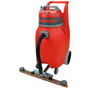 Pullman-Holt 20 Gallon 2 HP Wet Dry Vacuum with Squeegee 4520SV