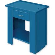 "Liquid Assembly Repair Bench w/ Drawer - 28""W x 20""D x 30""H Blue"