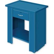 "Liquid Assembly Repair Bench w/ Drawer - 36""W x 20""D x 35""H Blue"