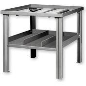 Global Industrial™ Gas Welding Bench Gray