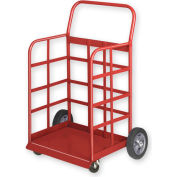 Pucel™ TA-24 Multi-Purpose Steel Push Cart 375 Lb. Capacity