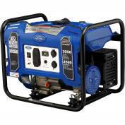 Ford FG3050P, 2500 Watts, Portable Generator, Gasoline, Recoil Start, 120V