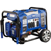 Ford FG6250P, 5250 Watts, Portable Generator, Gasoline, Recoil Start, 120/240V