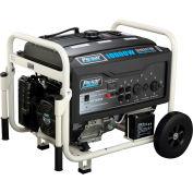 Pulsar PG10000, 8000 Watts, Portable Generator, Gasoline, Electric/Recoil Start, 120/240V