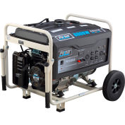 Pulsar PG6000, 5000 Watts, Portable Generator, Gasoline, Recoil Start, 120/240V