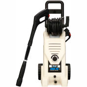 Pulsar PWE2000 2000PSI 1.6 GPM 13.5 Amp Portable Electric Pressure Washer W/ Onboard Hose Reel