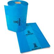 "Armor Poly® VCI Bags 58""W x 48""D x 80""H 4 Mil Blue 25 Sheets per Roll"