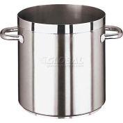 "Grand Gourmet, Stainless Steel Stockpot, 105 5/8 Qt, 19-5/8""H, 19-5/8"" Diameter"