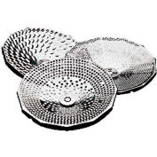 "Food Mill Sieve, 1/16"" (1-1/2mm) Perforations, For Stainless Steel Mill #3 - Min Qty 8"