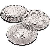 "Food Mill Sieve, 5/64"" (2mm) Perforations, For Stainless Steel Mill #5"