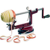 Paderno 49836-00 - Apple Peeler, Suction Cup, Stainless Steel Blades - Min Qty 2