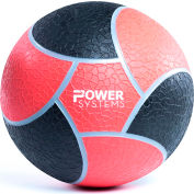 Power Systems Elite Power Medicine Ball - 10 lb. - Red
