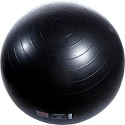 Power Systems Versa-Ball PRO Stability Exercise Ball - Jet Black
