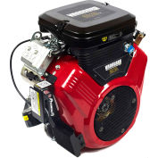 Briggs & Stratton 386447-0090-G1, Gas Engine 23 HP - Vanguard V-Twin , Horizontal Shaft