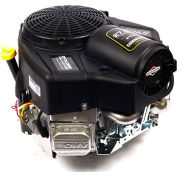 Briggs & Stratton 49T877-0004-G1, Gas Engine, 27 Gross HP -  Commercial Turf, Vertical Shaft