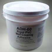 Mastic Adhesive For Installation Of Wall Sheet And Vinyl Corner Guards, 1 Gal. Container