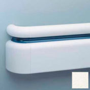 Returns For Three-Piece Handrail System, White